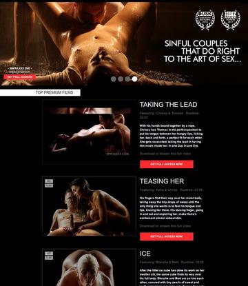 Sinful XXX